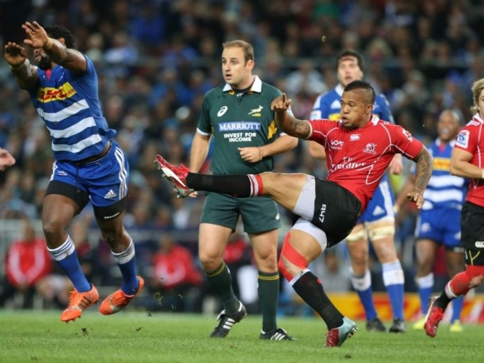 Stormers vs lions