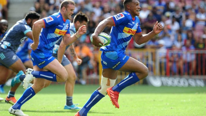Frans Malherbe in action for Stormers